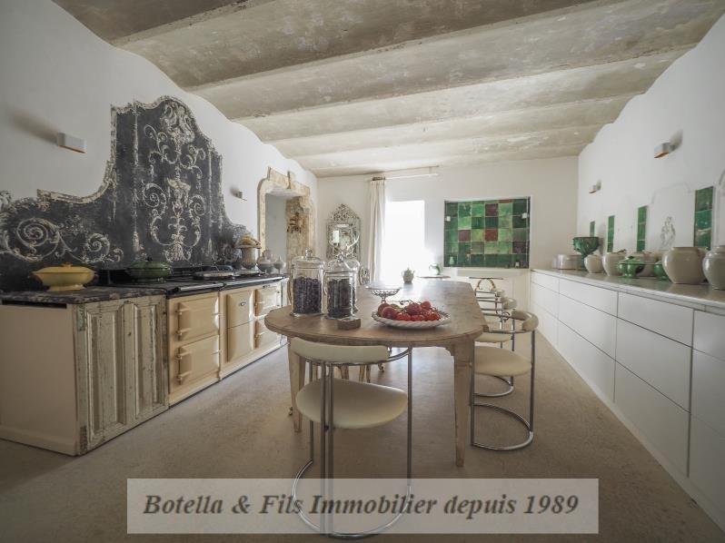 Immobile residenziali di prestigio casa Uzes 1580000€ - Fotografia 10