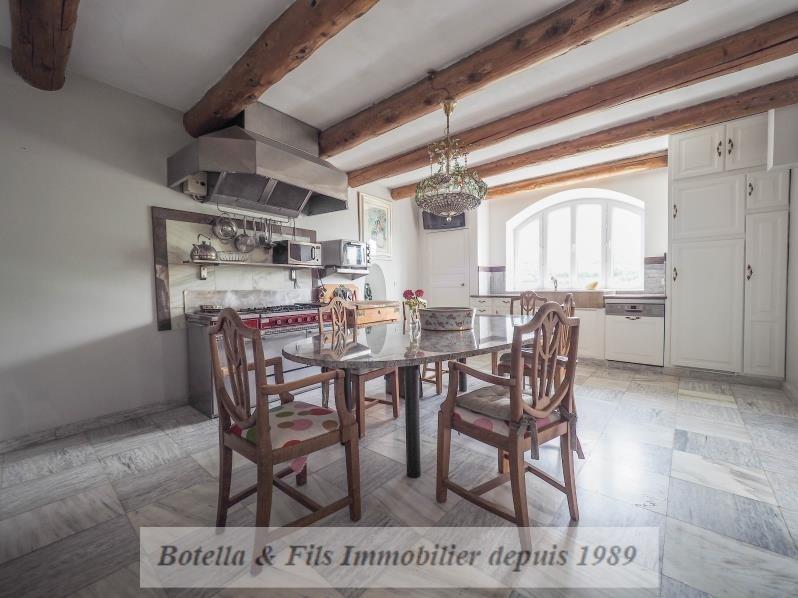 Vente de prestige maison / villa Uzes 527000€ - Photo 8