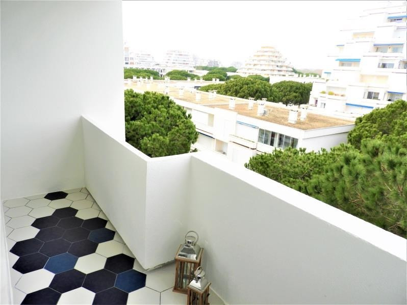 Affitto appartamento La grande motte 580€ CC - Fotografia 5