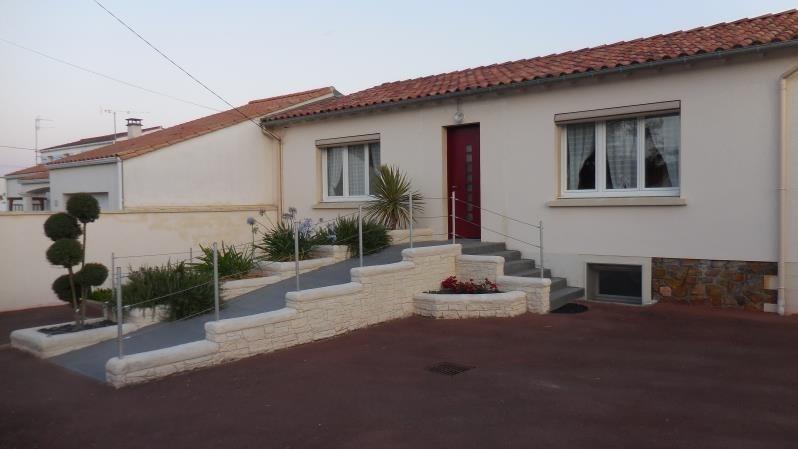 Sale house / villa Jard sur mer 320000€ - Picture 1