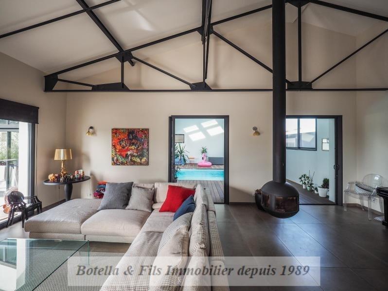 Vente de prestige maison / villa Uzes 690000€ - Photo 10
