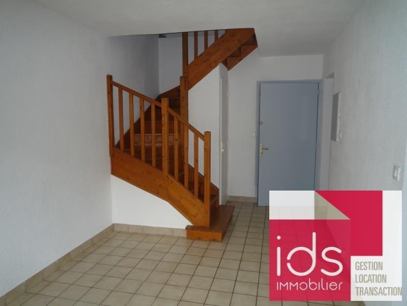 Locação apartamento Allevard 430€ CC - Fotografia 3