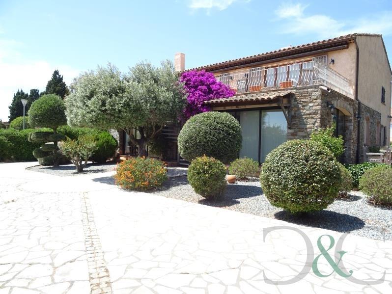 Deluxe sale house / villa La londe les maures 1456000€ - Picture 1