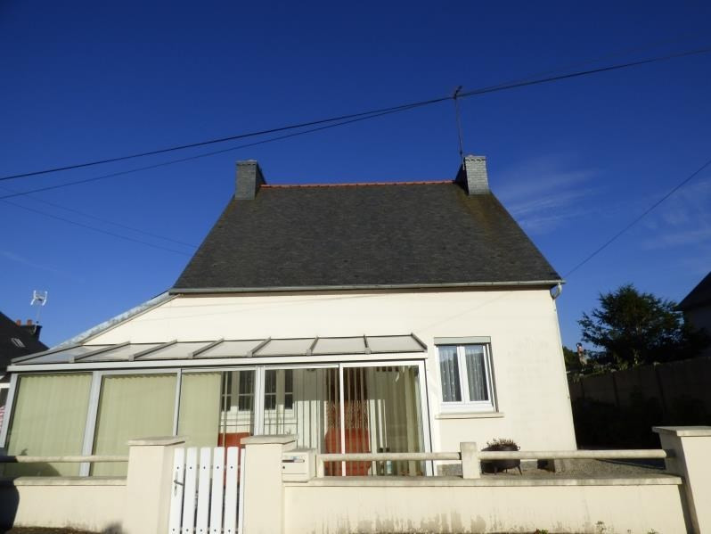 Vente maison / villa Begard 107 500€ - Photo 1