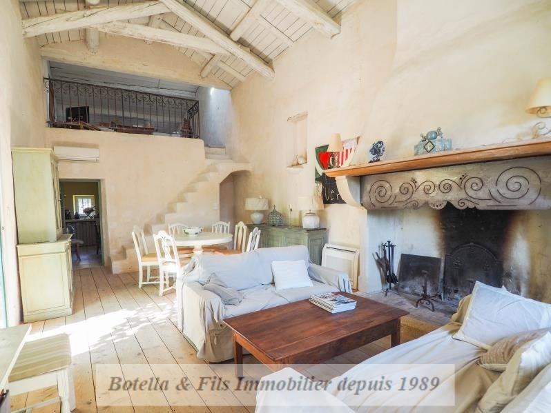 Vente de prestige maison / villa Uzes 585000€ - Photo 2