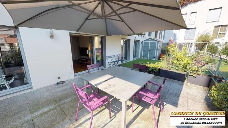 Venta  apartamento Boulogne billancourt 699000€ - Fotografía 1