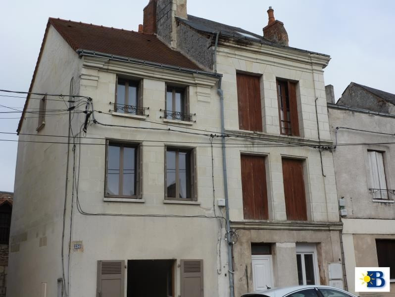 Produit d'investissement immeuble Chatellerault 91 000€ - Photo 1