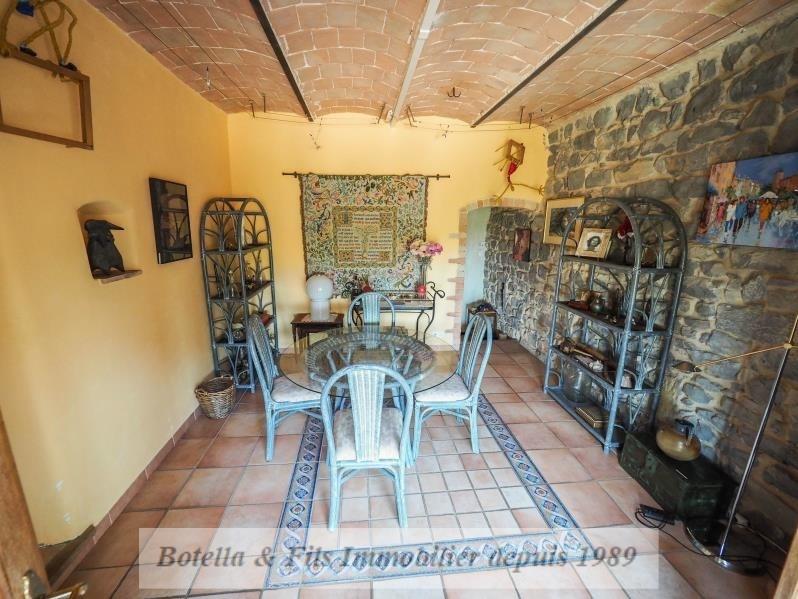 Immobile residenziali di prestigio casa Barjac 446000€ - Fotografia 9
