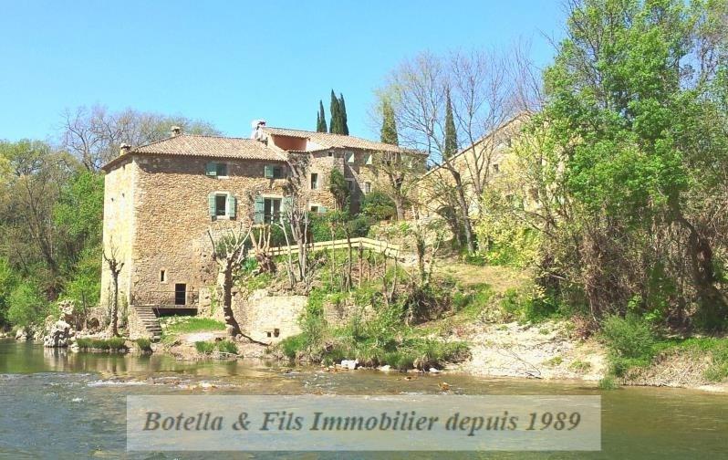 Immobile residenziali di prestigio casa Uzes 1595000€ - Fotografia 1