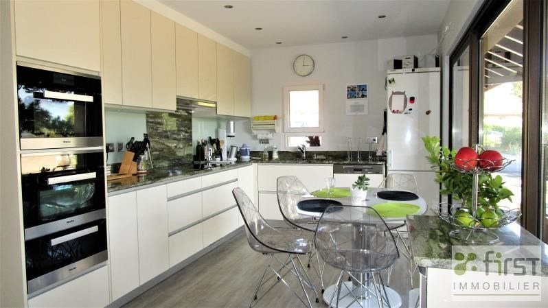 Deluxe sale house / villa Groisy 602000€ - Picture 3