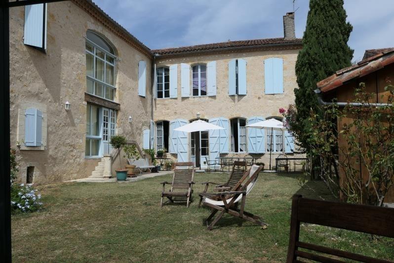 Verkauf von luxusobjekt haus Mas d'auvignon 622500€ - Fotografie 1