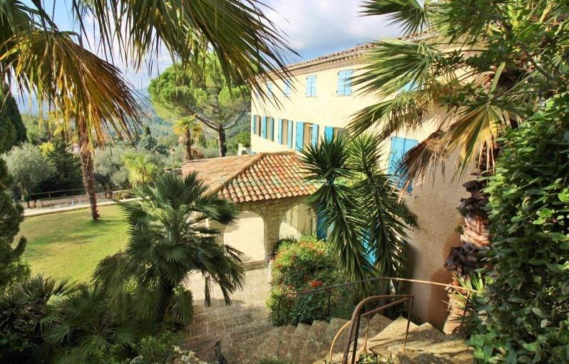 Vente de prestige maison / villa Grasse 995000€ - Photo 14