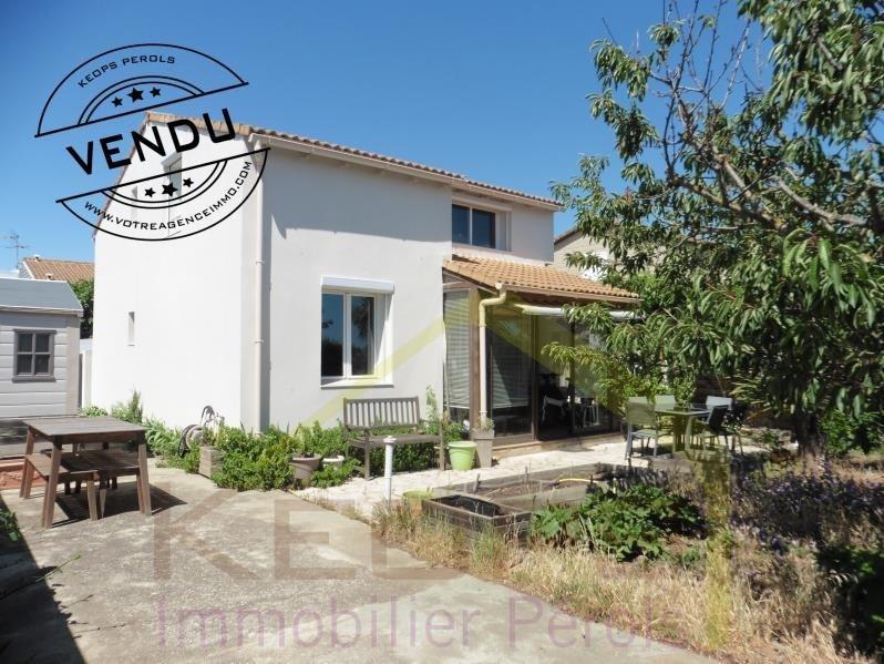 Vente maison / villa Perols 338000€ - Photo 1