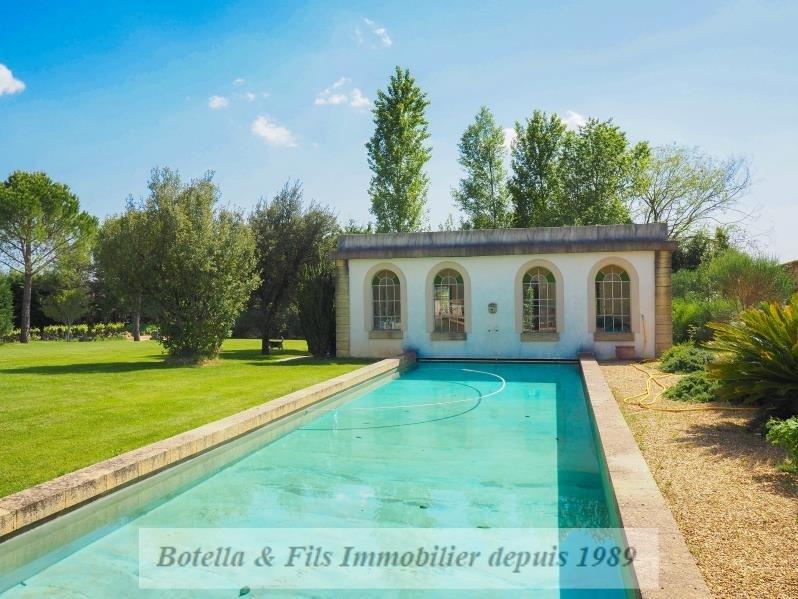 Vente de prestige maison / villa Uzes 1290000€ - Photo 2