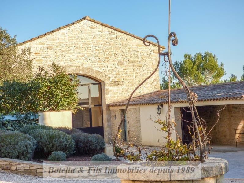 Verkoop van prestige  huis Uzes 1590000€ - Foto 15