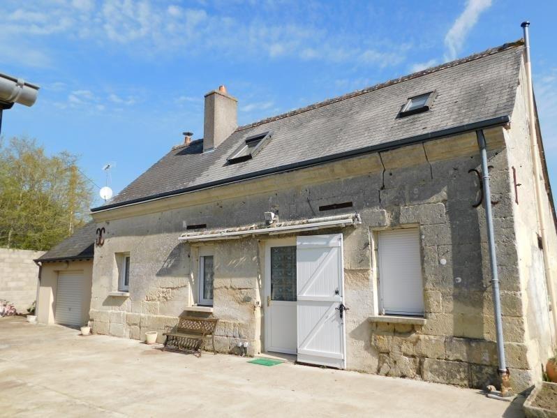 Sale house / villa La chartre sur le loir 121000€ - Picture 1