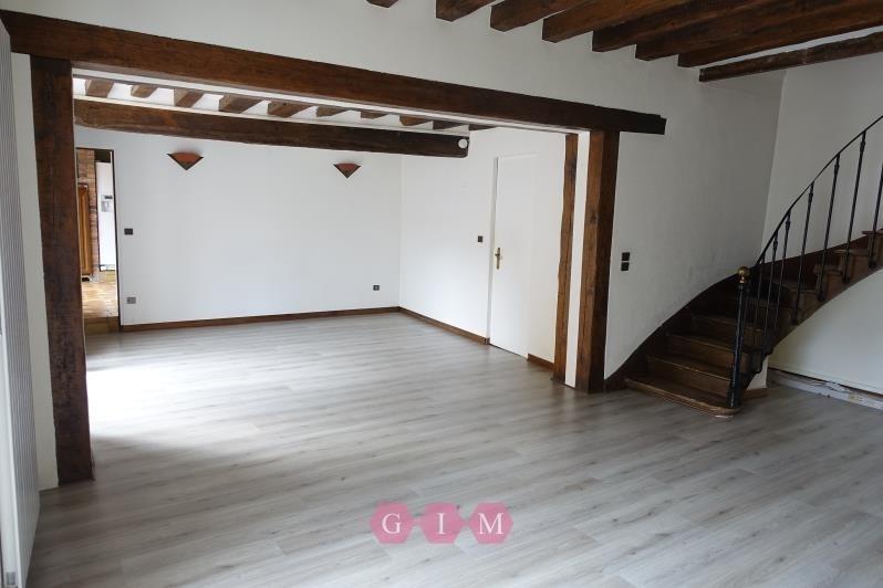 Rental house / villa Maurecourt 1415€ CC - Picture 2