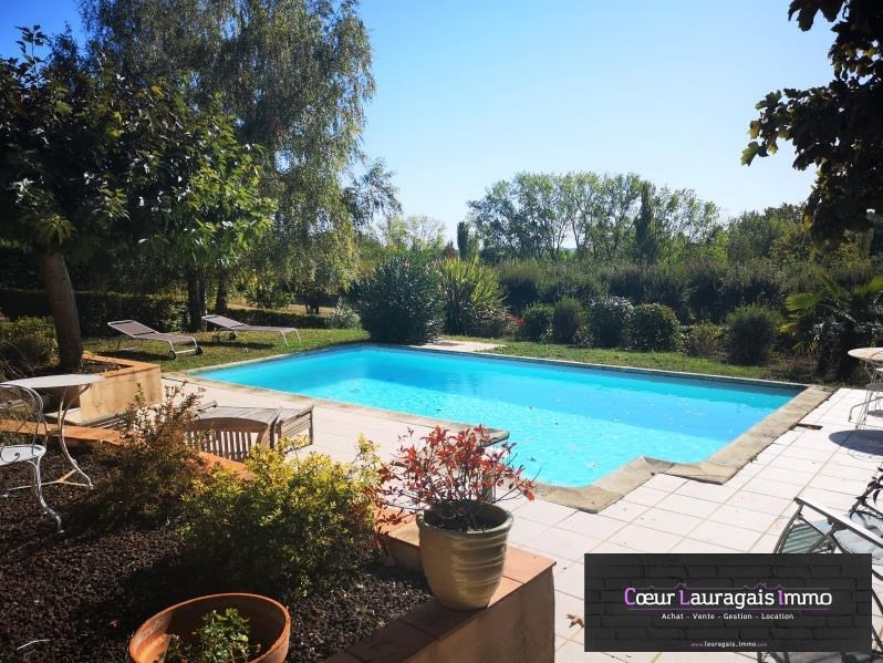 Sale house / villa Dremil lafage 525000€ - Picture 2