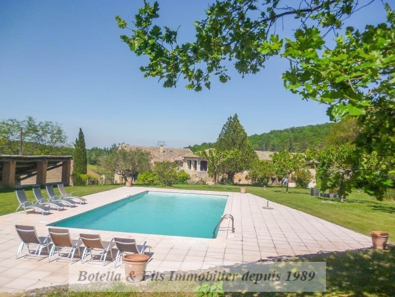 Vente de prestige maison / villa Uzes 1790000€ - Photo 11