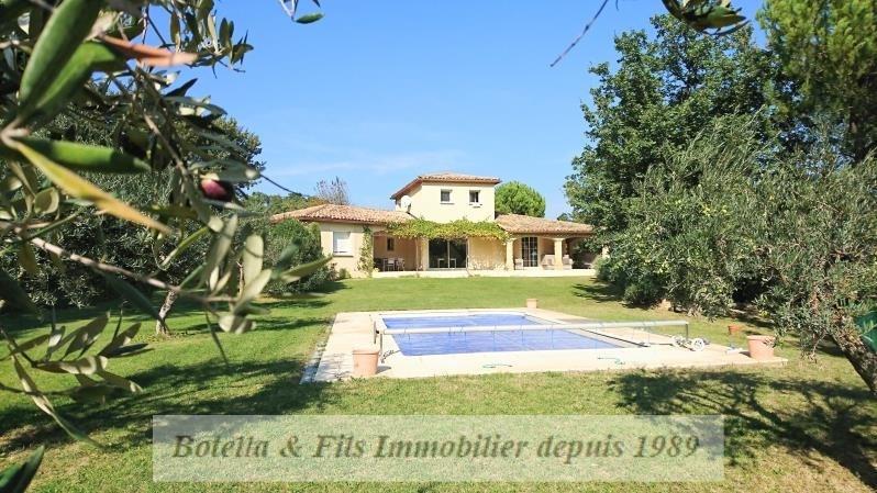 Immobile residenziali di prestigio casa Laudun 498000€ - Fotografia 1