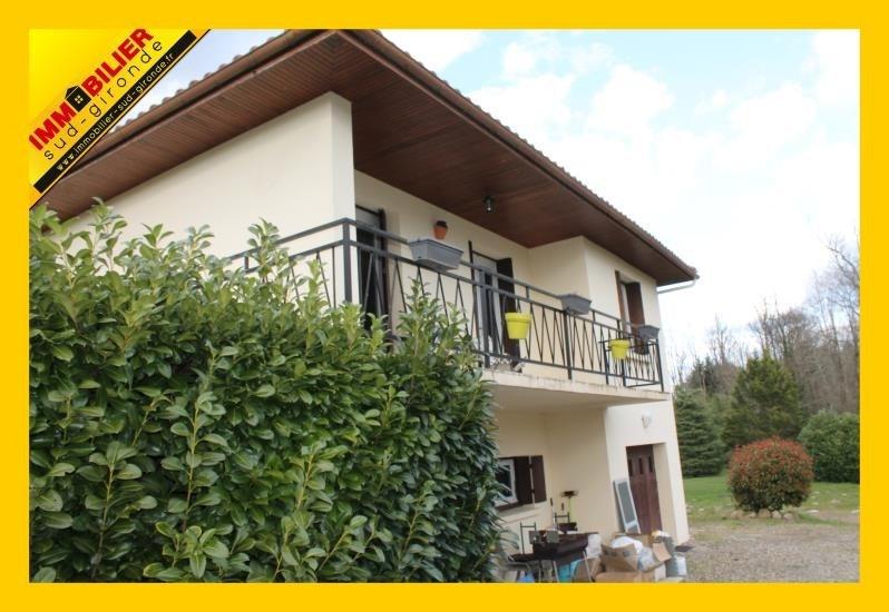 Sale house / villa Bazas 165800€ - Picture 1