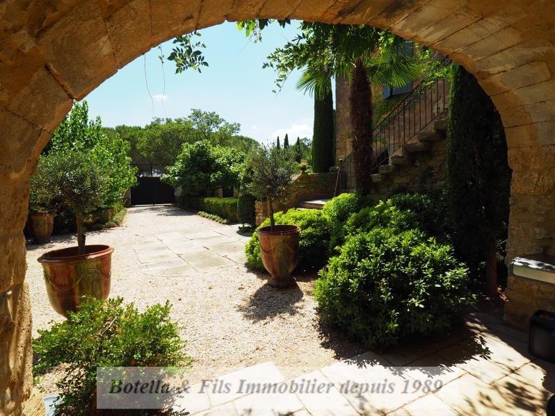 Vente de prestige maison / villa Uzes 1260000€ - Photo 12