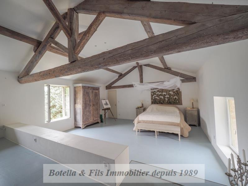 Verkoop van prestige  huis Uzes 849000€ - Foto 7