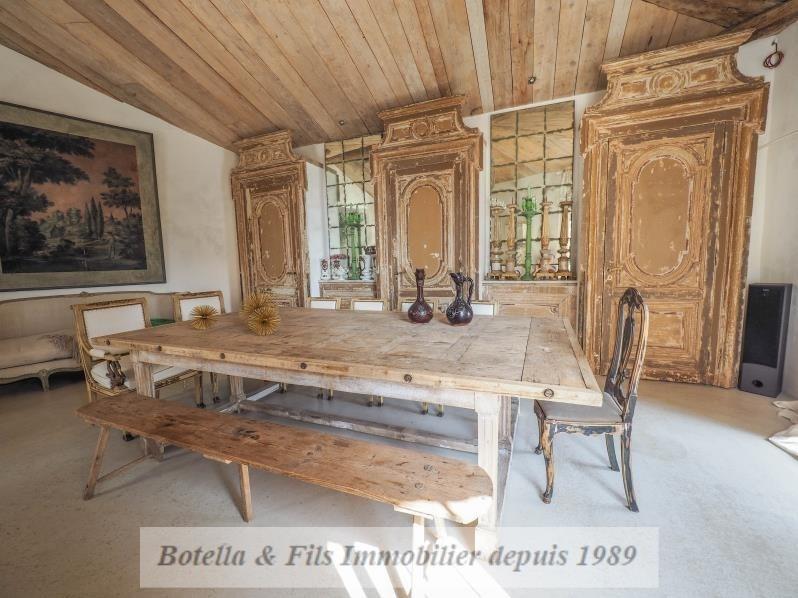 Immobile residenziali di prestigio casa Uzes 1580000€ - Fotografia 5