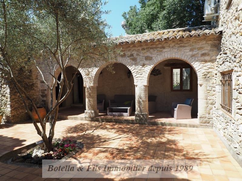 Immobile residenziali di prestigio casa Uzes 810000€ - Fotografia 8