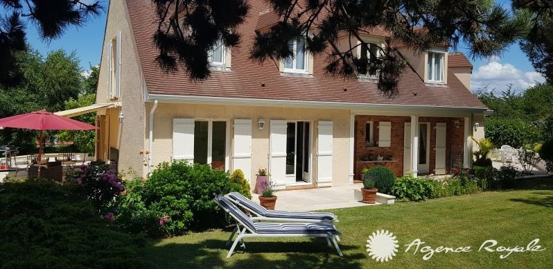 Deluxe sale house / villa Chambourcy 1 265 000€ - Picture 9