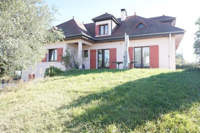 Sale house / villa Reventin vaugris 430000€ - Picture 1