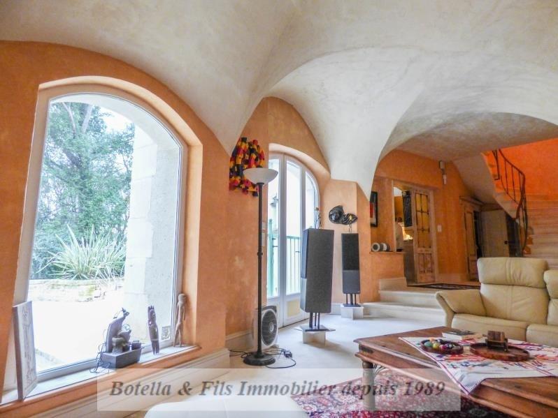 Vente de prestige maison / villa Uzes 599000€ - Photo 5