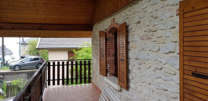 Sale house / villa Hauteville lompnes 215000€ - Picture 10