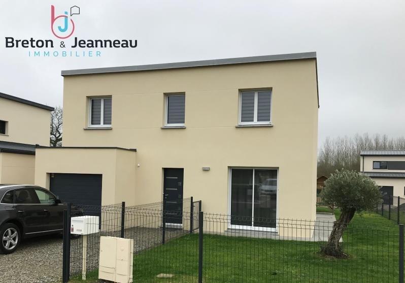 Vente maison / villa L huisserie 260000€ - Photo 1