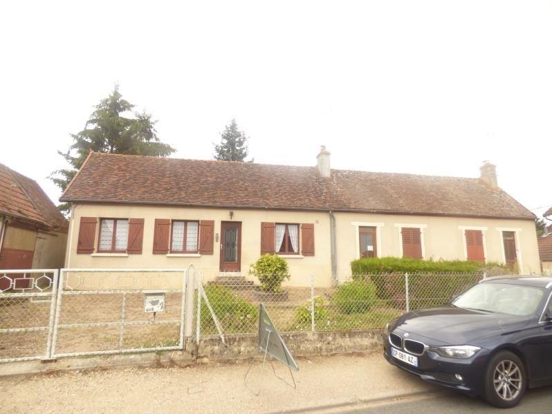 Venta  casa Lusigny 49000€ - Fotografía 1