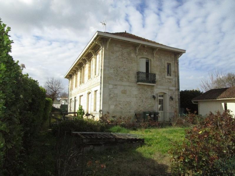 Vente de prestige maison / villa Carbon blanc 840000€ - Photo 1