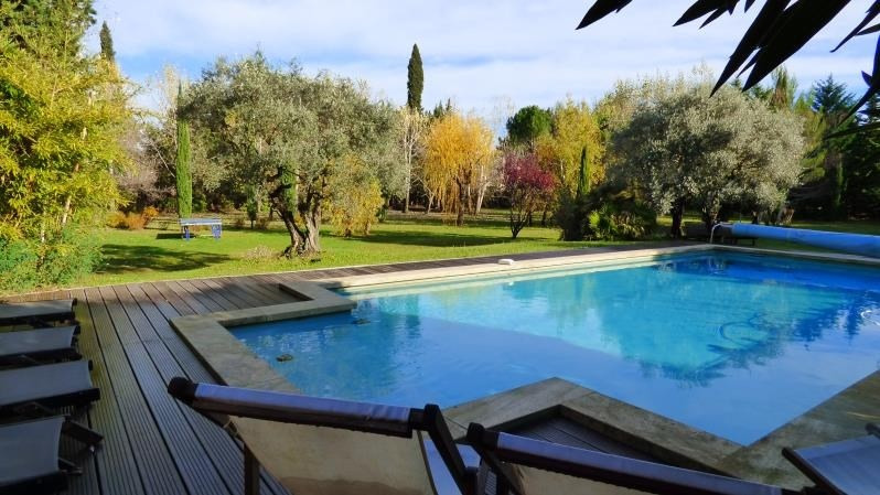 Vente de prestige maison / villa Carpentras 620 000€ - Photo 4