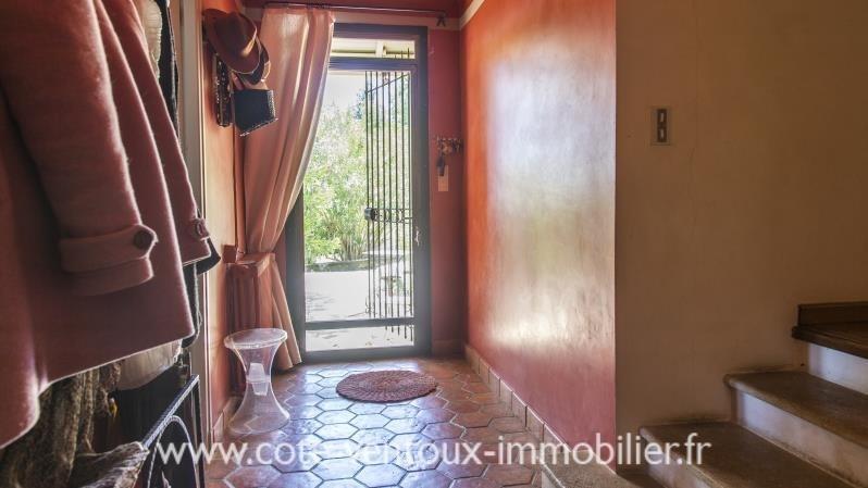 Sale house / villa Sarrians 420000€ - Picture 13