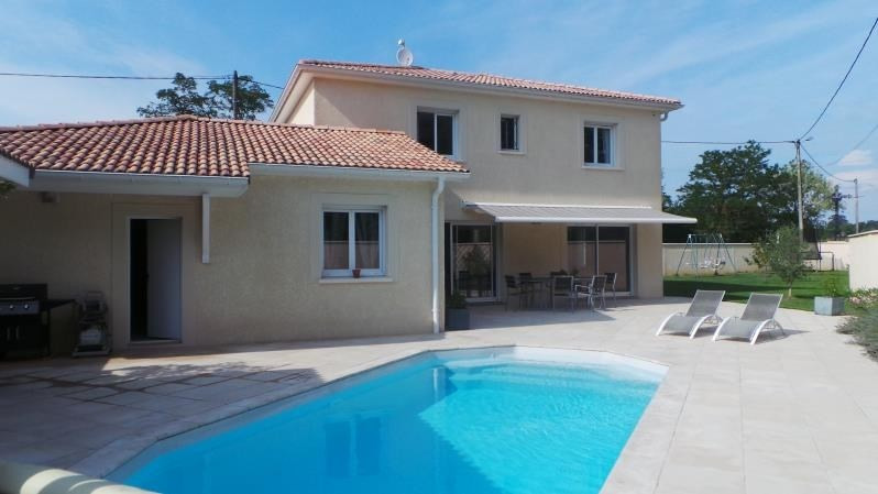 Vente maison / villa St maurice de gourdans 445000€ - Photo 1