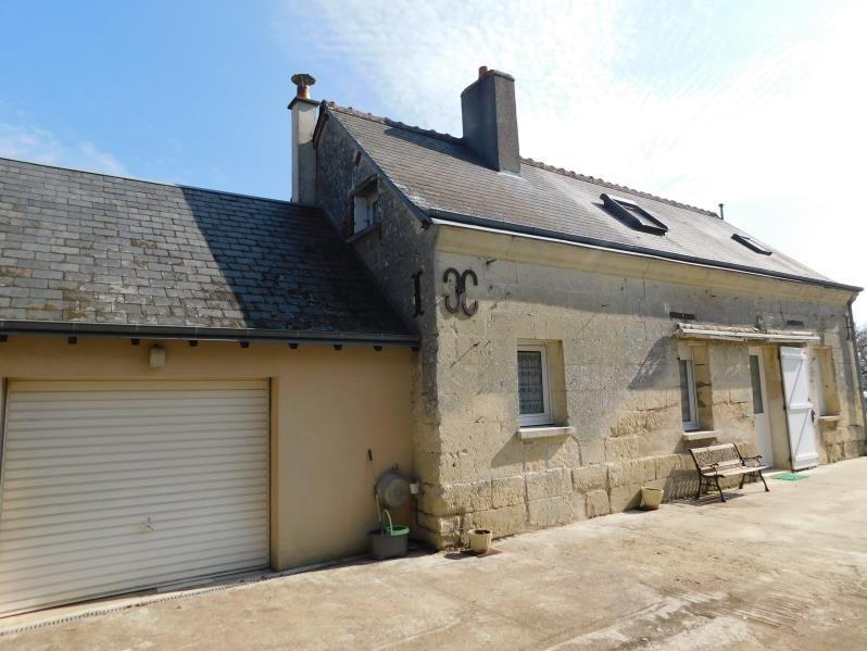 Sale house / villa La chartre sur le loir 121000€ - Picture 2