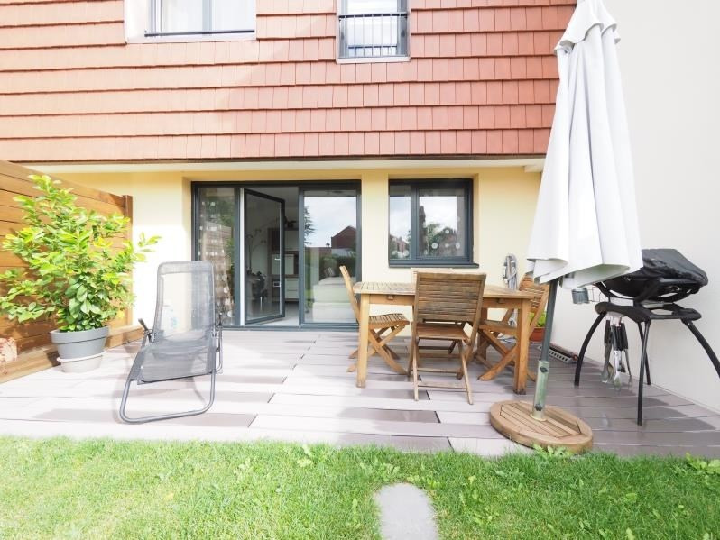 Sale house / villa Bois d'arcy 430500€ - Picture 1