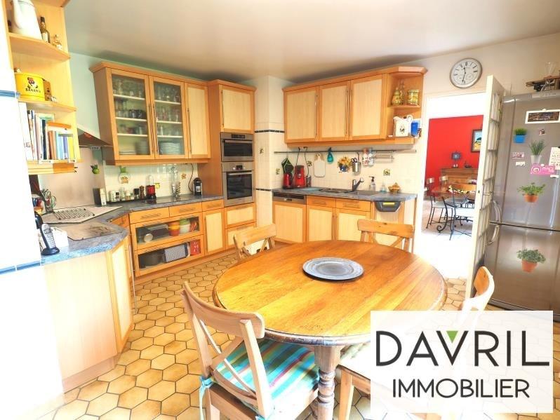 Sale house / villa Maurecourt 549900€ - Picture 5
