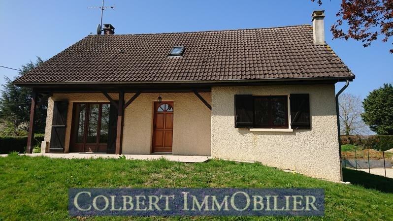 Vente maison / villa Escamps 148000€ - Photo 1