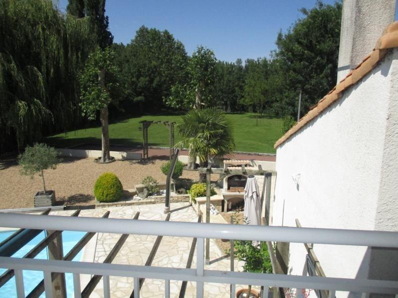Vente maison / villa Magne 461000€ - Photo 8