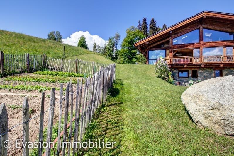 Deluxe sale house / villa Combloux 2900000€ - Picture 1