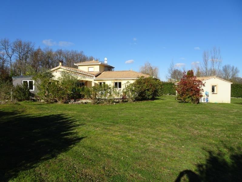 Vente maison / villa Ste foy de peyrolieres 509600€ - Photo 1