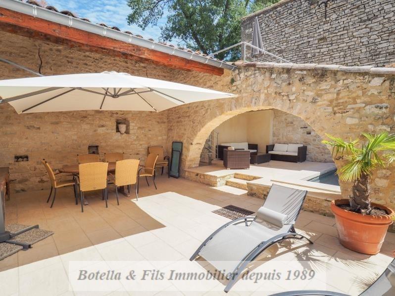 Deluxe sale house / villa Uzes 950000€ - Picture 2