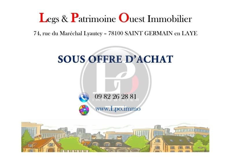 Verkauf haus Mareil marly 850000€ - Fotografie 1