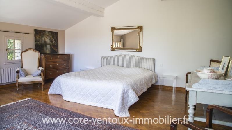 Sale house / villa Sarrians 420000€ - Picture 9