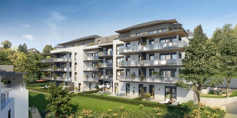 Sale apartment Pringy 310000€ - Picture 2
